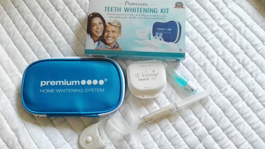 Premium Teeth Witening Kit