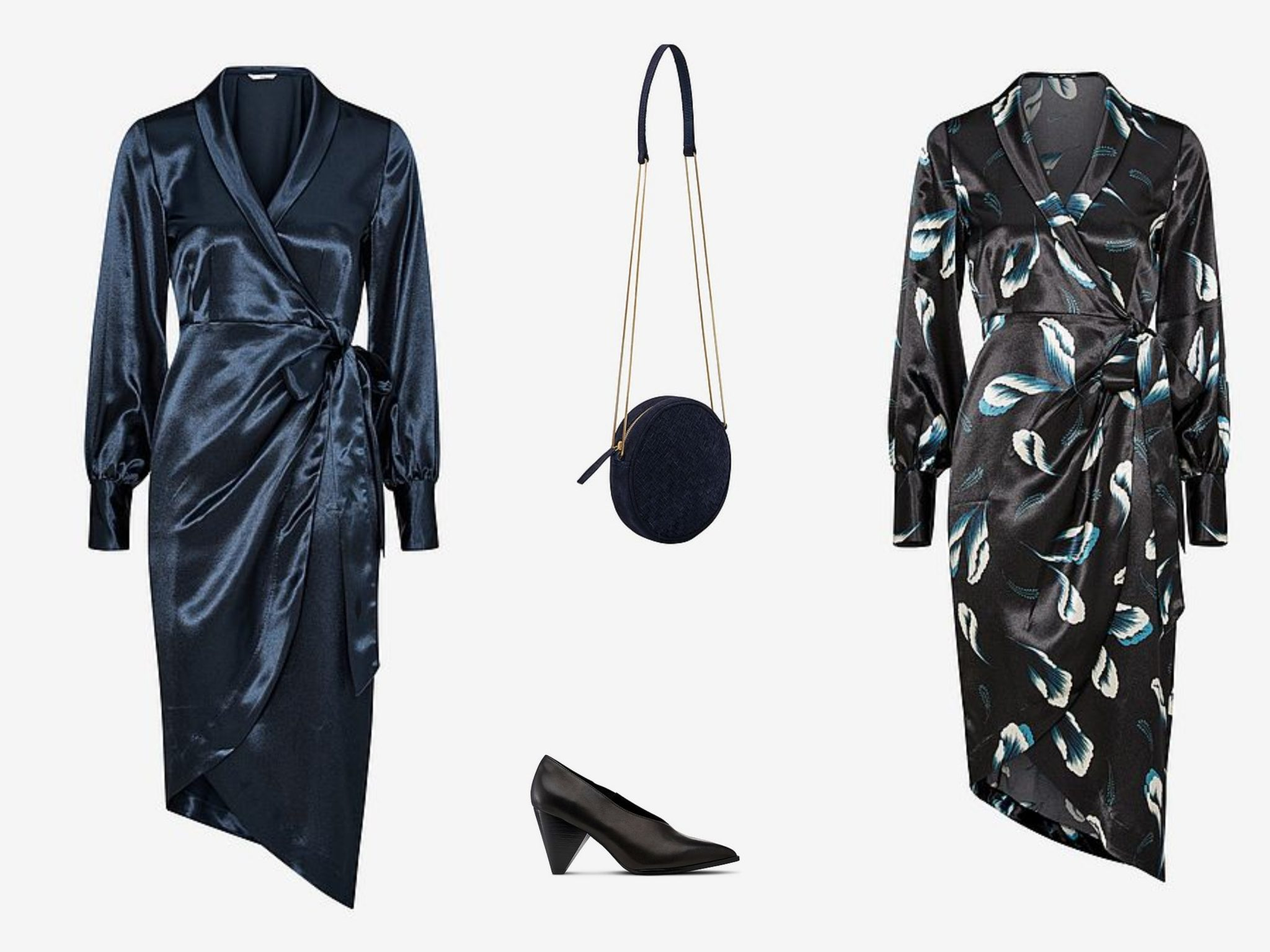 Pohditko, miten pukeutua pikkujouluihin? Muotibloggaajat antavat tyylivinkit naisille ja miehille!